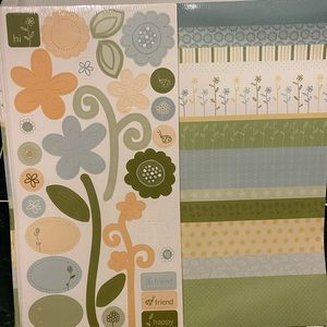 Stampin up retired Scrappin kit